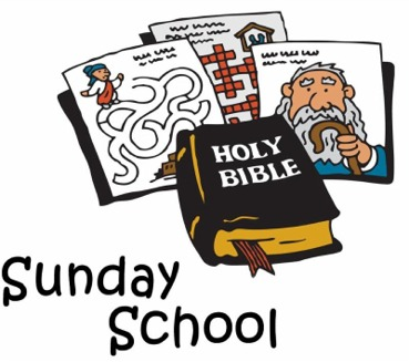 Sunday School Starts September 21st - Point Pleasant