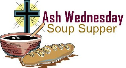 Image result for lent wednesday soup and worship