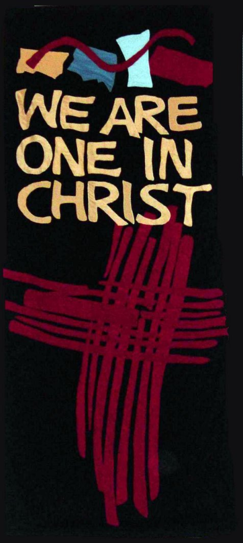 We are one in Christ