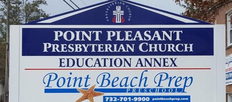 Education Annex Sign