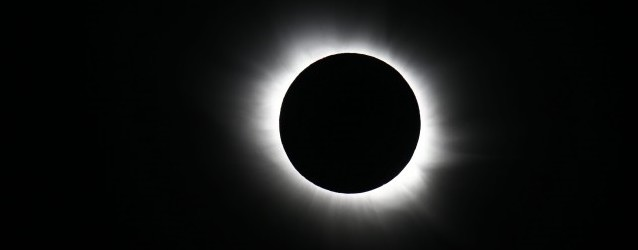 A total solar eclipse can be seen in Svalbard, Longyearbyen, Norway, on March 20, 2015. A partial eclipse of varying degrees is visible, depending on weather conditions, across most of Europe, northern Africa, northwest Asia and the Middle East, before finishing its show close to the North Pole.       AFP PHOTO / NTB SCANPIX / HAAKON MOSVOLD LARSEN +++   NORWAY OUT        (Photo credit should read Haakon Mosvold Larsen/AFP/Getty Images)