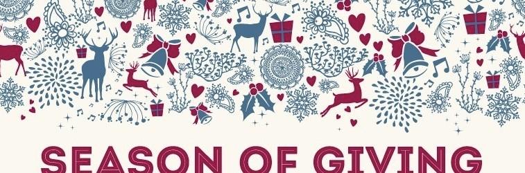 Season of Giving Banner