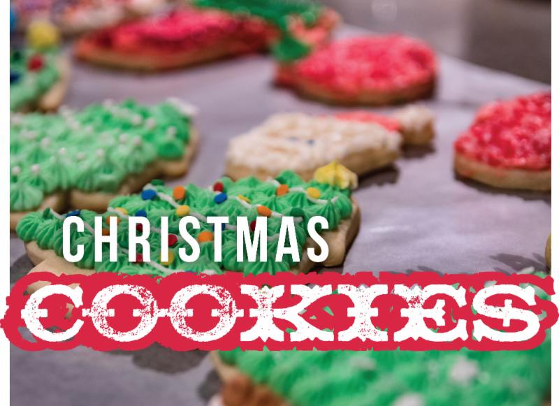 Christmas Cookie Sale Point Pleasant Presbyterian Church